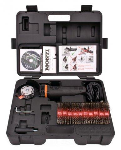 kit BRISTLE BLASTER® Electrique